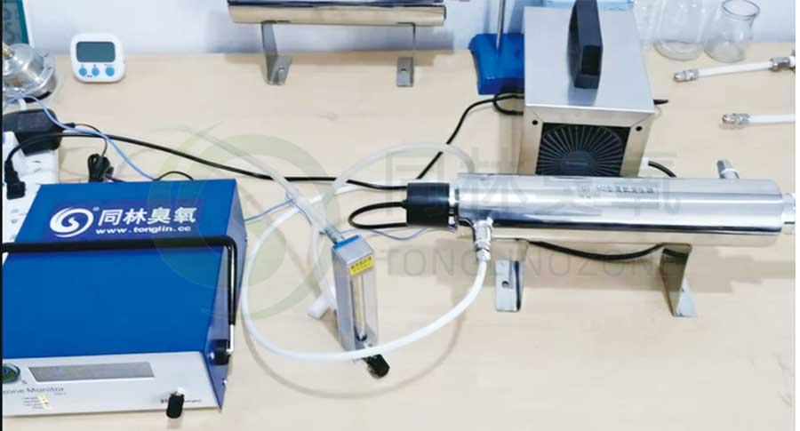 低浓度UV臭氧发生器