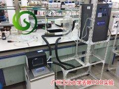 广州工业大学去除COD实验